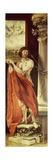 Saint Sebastian  Detail from the Isenheim Altarpiece  Ca 1515
