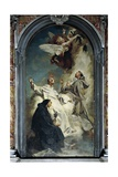 Italy  Venice  Chapel of Church of Jesuits or St Mary of Rosary