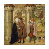 Meeting of Joachim and Anne Outside Golden Gate at Jerusalem
