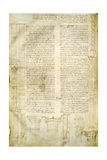 Architectural Study: Columns  from Codex Ashburnham 361
