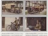 Ambulance Automobile Anglaise
