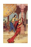 The Ordeal of Queen Draupadi