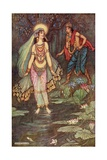Shantanu Meets the Goddess Ganga