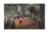 State Visit of Queen Victoria to the Glasgow International Exhibition  22 August 1888