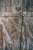 Relief of Hatshepsut Depicted as Hathor