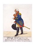George III of Britain in 1810 on His Fifty Year Jubilee