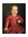 Portrait of Giovanni Di Cosimo I De'Medici as Child  also known as Giovanni De'Medici the Younger