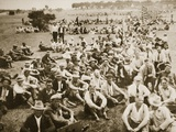 A 'Bonus Army' in Anacostia Park  Washington after Demonstrating  Summer 1932