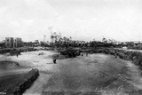 Quarry and Construction at Venetian Pool Site  Coral Gables  Florida  C1923