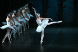 Soloists of the State Academic Leonid Yakobson Ballet Performing Swan Lake  2008