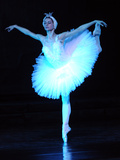 "Alexandra Timofeyeva Performs in Tchaikovsky's ""Swan Lake"" in Moscow's Grand Kremlin Palace  2012"