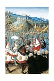 Genoese Citizens Imploring to Be Pardoned by Louis Xii