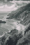 Majestic Big Sur Coastline  California Coast