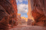 Inside Buckskin Gulch  Southern Utah
