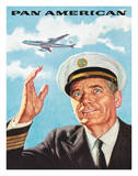 Pan Am American Captain