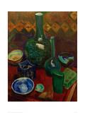 Blue Still Life  1907/1908