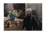 His Eminence Haj Amin Al-Husseini  a Palestinian Spiritual Leader