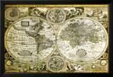 World Map-Historical