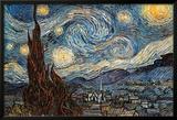 Starry Night  c 1889