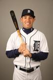 2014 Detroit Tigers Photo Day: Feb 23 - Ian Kinsler