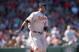 Apr 19  2014  Baltimore Orioles vs Boston Red Sox - Nelson Cruz