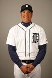2014 Detroit Tigers Photo Day: Feb 23 - Victor Martinez