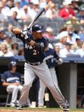Jun 30  2011  Milwaukee Brewers vs New York Yankees - Carlos Gomez