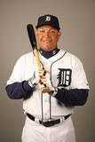 2014 Detroit Tigers Photo Day: Feb 23 - Miguel Cabrera