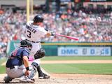 May 11  2014  Minnesota Twins vs Detroit Tigers - Ian Kinsler