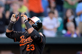 May 23  2014  Cleveland Indians vs Baltimore Orioles - Nelson Cruz