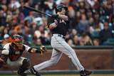 May 17  2014  Miami Marlins vs San Francisco Giants - Casey McGehee
