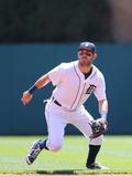 May 25  2014  Texas Rangers vs Detroit Tigers - Ian Kinsler