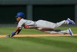 Jul 5  2014  Los Angeles Dodgers vs Colorado Rockies - Dee Gordon
