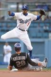 Apr 26  2014  Colorado Rockies vs Los Angeles Dodgers - Dee Gordon  Nolan Arenado