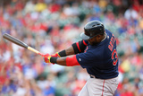 May 9  2014  Boston Red Sox vs Texas Rangers - David Ortiz