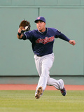 May 12  2012  Cleveland Indians vs Boston Red Sox - Michael Brantley