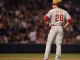 Apr 18  2014  Philadelphia Phillies vs Colorado Rockies - Chase Utley