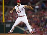 May 13  2014  Chicago Cubs vs St Louis Cardinals - Adam Wainwright