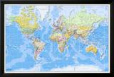 World Map-2011 English
