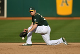 May 7  2014  Seattle Mariners vs Oakland Athletics - Brandon Moss
