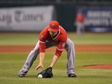 Aug 28  2013  Los Angeles Angels of Anaheim vs Tampa Bay Rays - Garrett Richards
