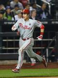 May 9  2014  Philadelphia Phillies vs New York Mets - Chase Utley