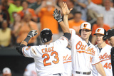 Jun 25  2014  Chicago White Sox vs Baltimore Orioles - Nelson Cruz  Chris davis