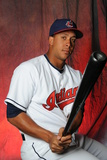 Cleveland Indians Photo Day: Feb 19  2013 - Michael Brantley
