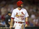 Apr 11  2014  Chicago Cubs vs St Louis Cardinals - Matt Carpenter