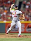 May 25  2014  St Louis Cardinals vs Cincinnati Reds - Adam Wainwright