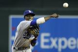 May 18  2014  Los Angeles Dodgers vs Arizona Diamondbacks - Dee Gordon