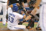 Apr 24  2014  Baltimore Orioles vs Toronto Blue Jays - Matt Wieters  Melky Cabrera