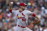 Jul 2  2014  St Louis Cardinals vs San Francisco Giants - Adam Wainwright