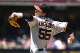 Apr 20  2014  San Francisco Giants vs San Diego Padres - Tim Lincecum